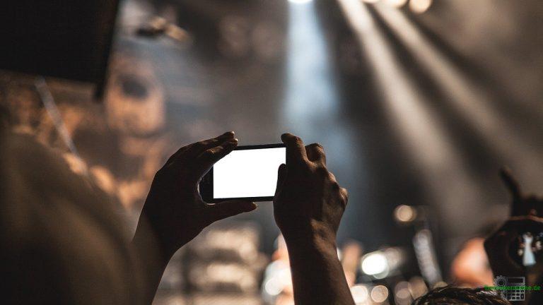 Elektrizität für Smartphones