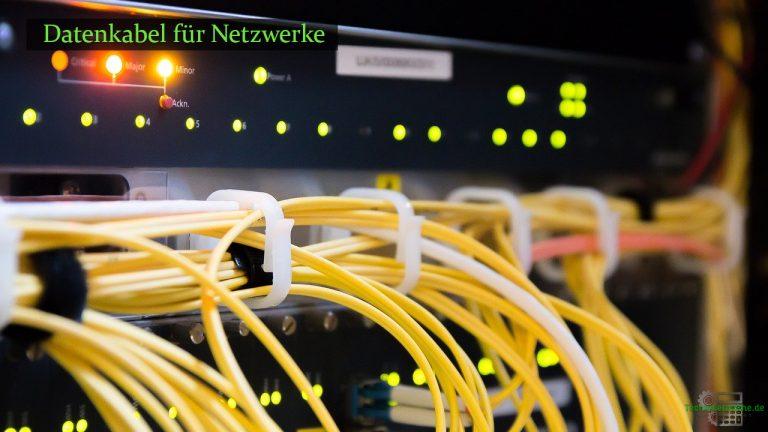 In Netzwerken kann eine hohe Stromdichte auftreten