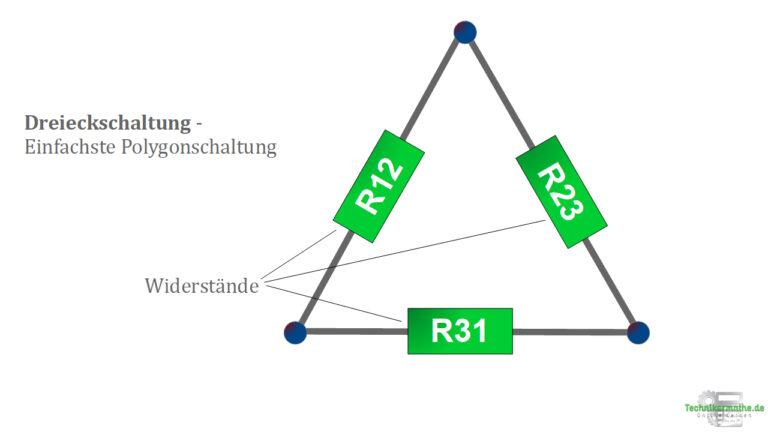 Dreieckschaltung - Überblick