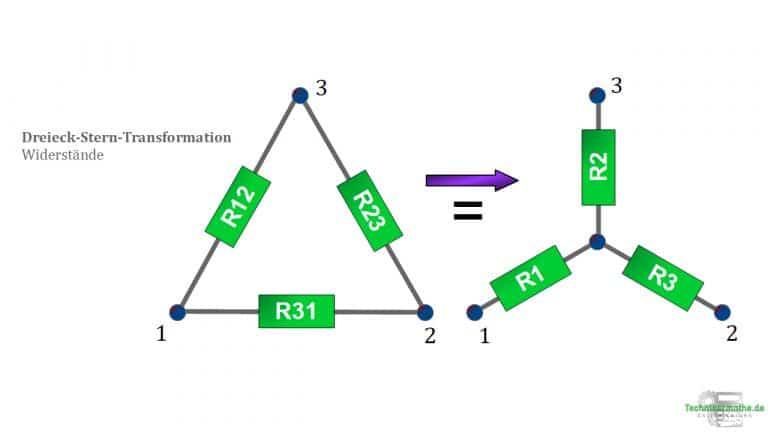 Dreieck-Stern-Transformation
