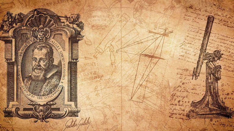 Galileo Galilei - Trägheitsprinzip