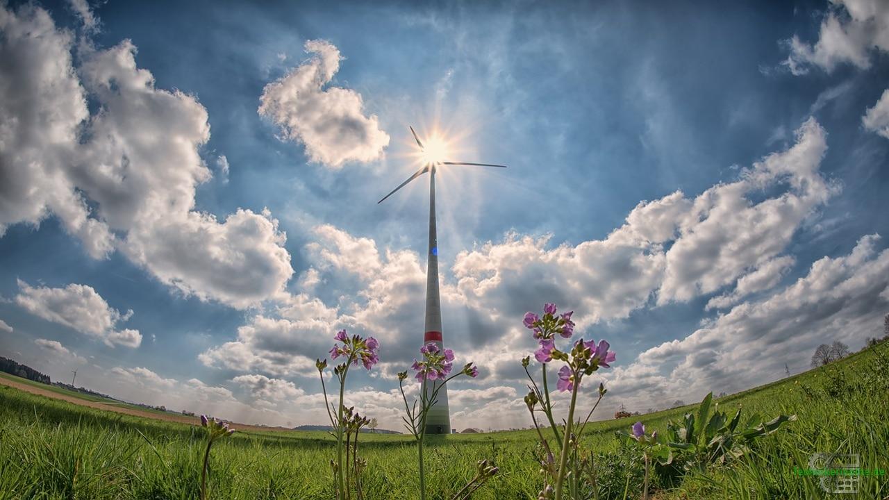 Regenerative Energieerzeugung