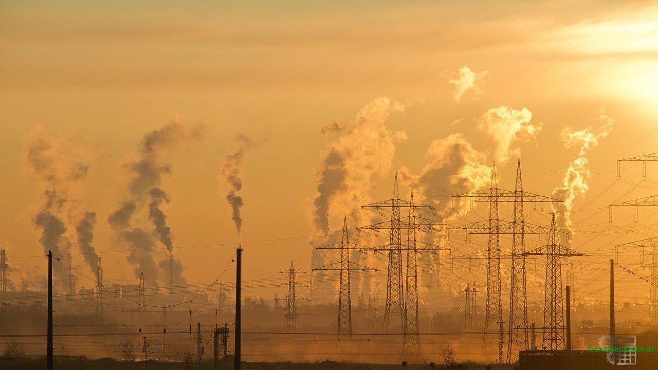 Schadstoffe in der Atmosphäre