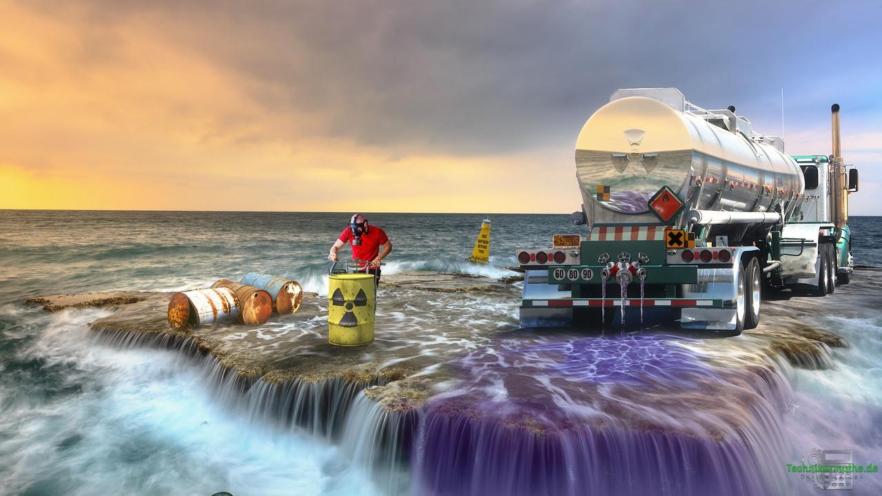 Abfälle als Umweltrisiko