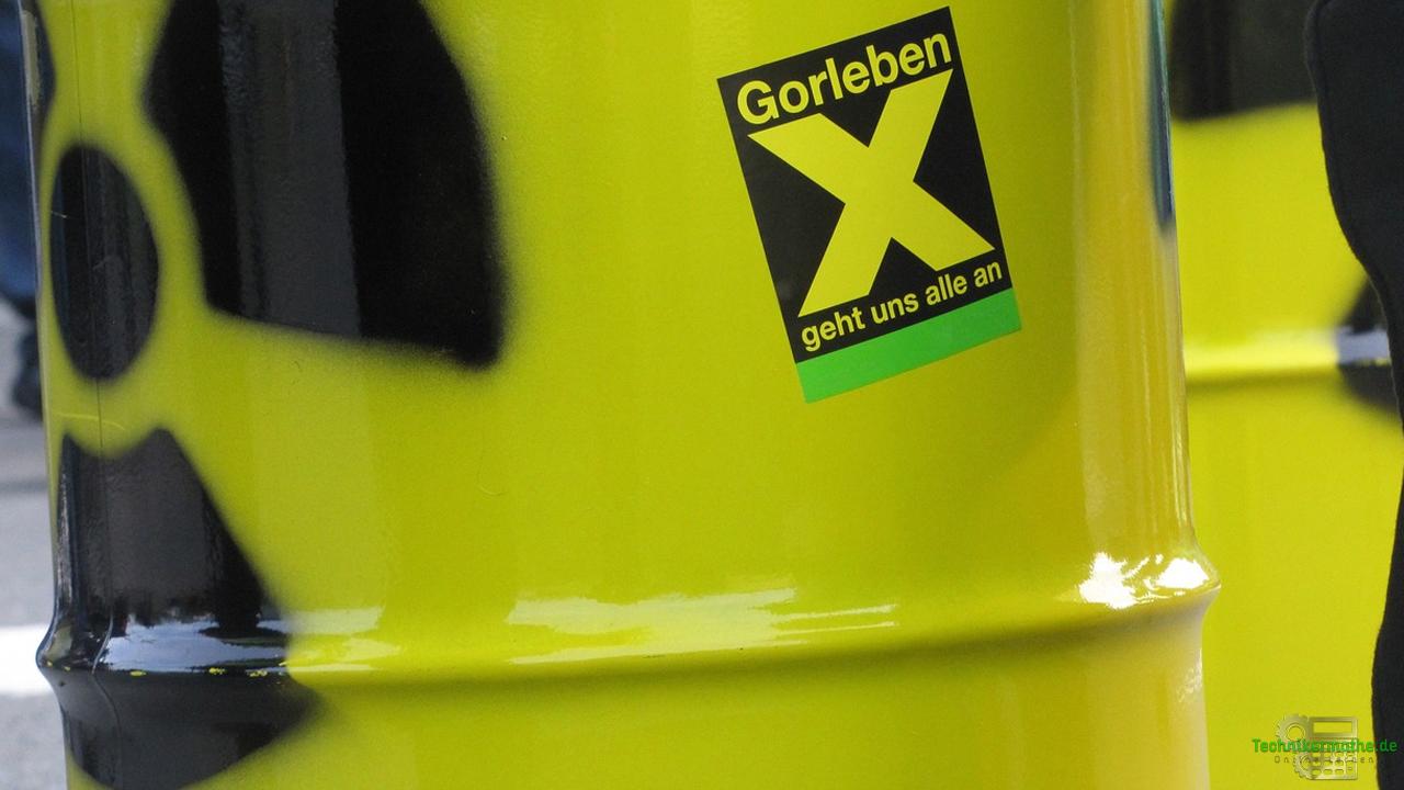 Gorleben - Atomkraft