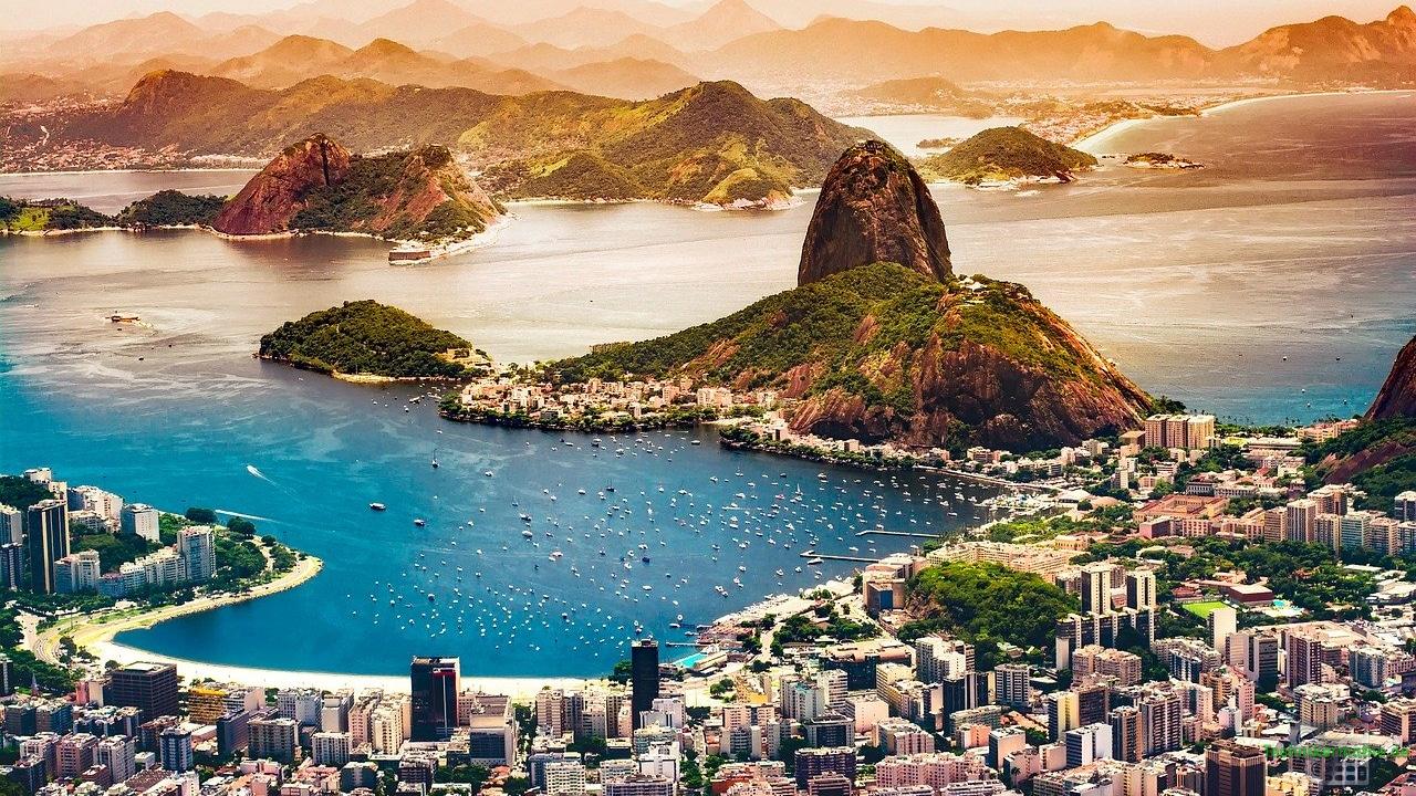 Brasilien - Zuckerhut