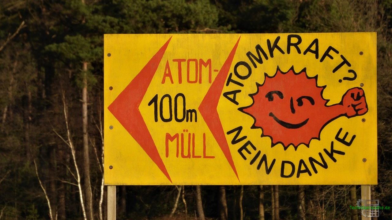 Atommüll - Gorleben