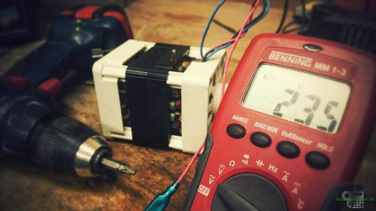 Messgeräte in der Elektrotechnik