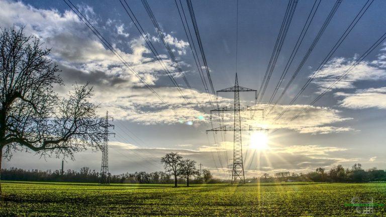 Besonderheiten - Strommasten