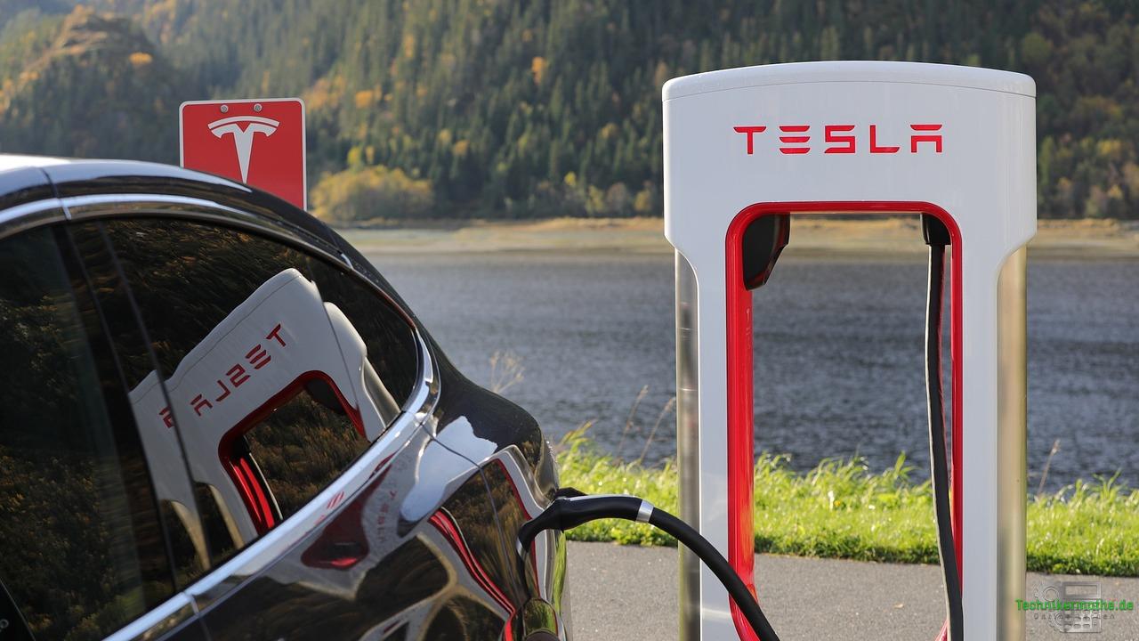Effizienzsteigerung der Industrie - Gelungen - Tesla