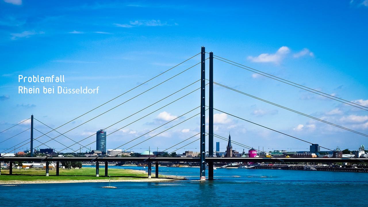 Problemfluss - Rhein