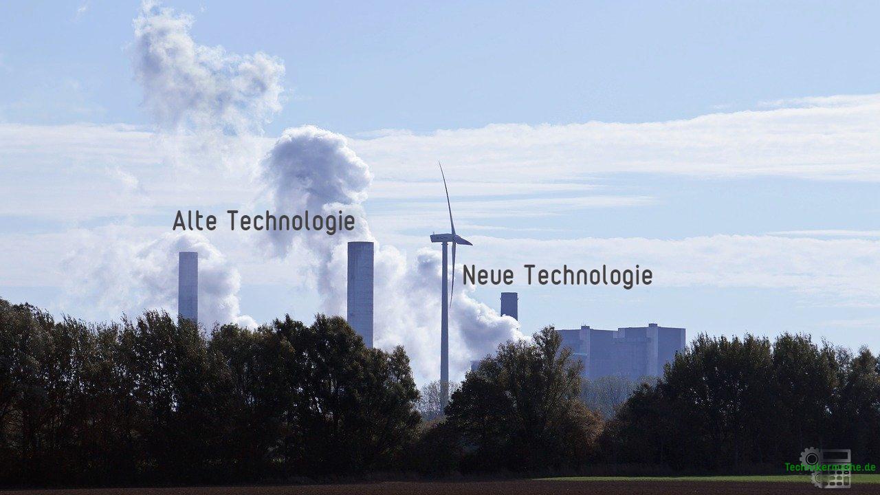 Energiemix - Alte und neue Technologien