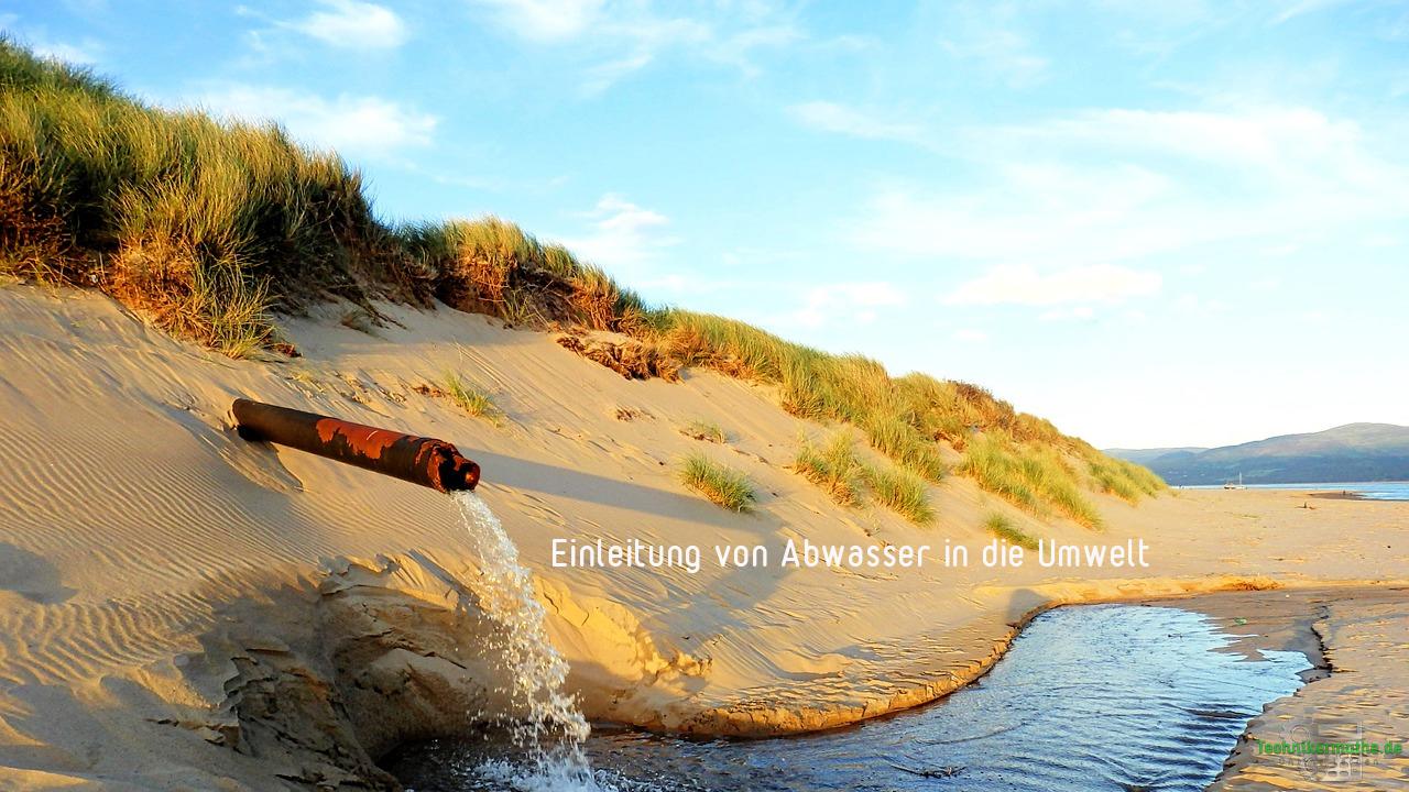 Umweltschädigungen durch Temperaturerhöhungen