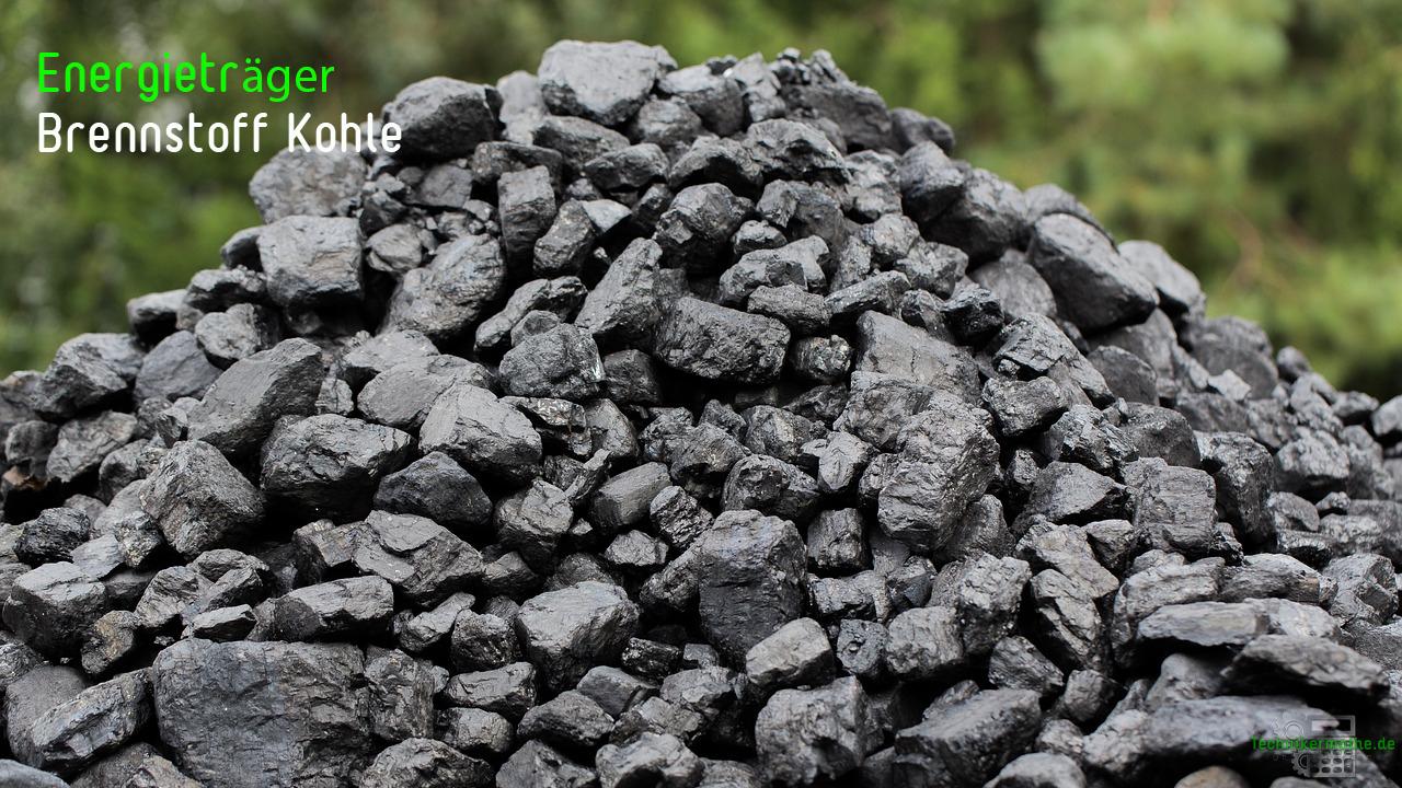 Brennstoff - Kohle
