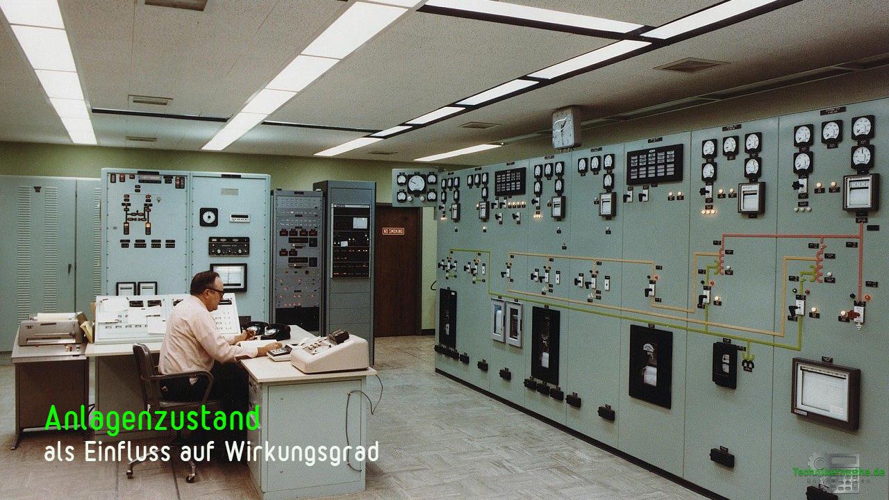 Anlagenzustand - Kraftwerk