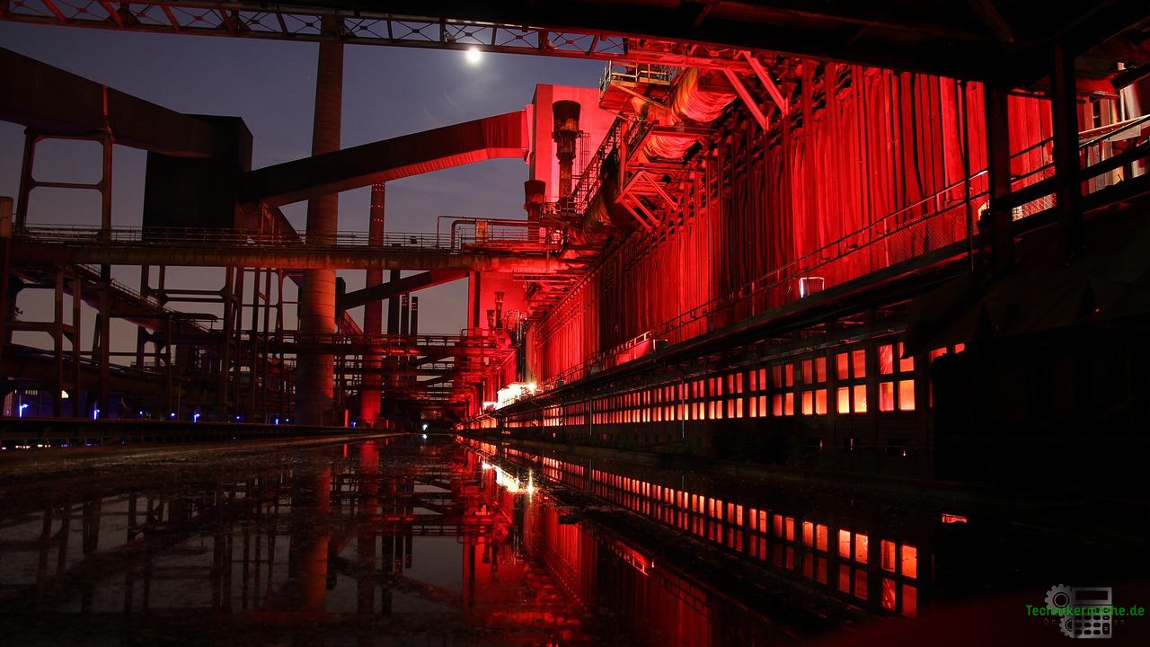 Thermische Energie - Zeche Zollverein