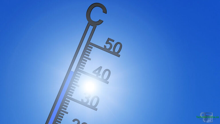 Temperatur - Skalen, Celsius, Kelvin, Fahrenheit