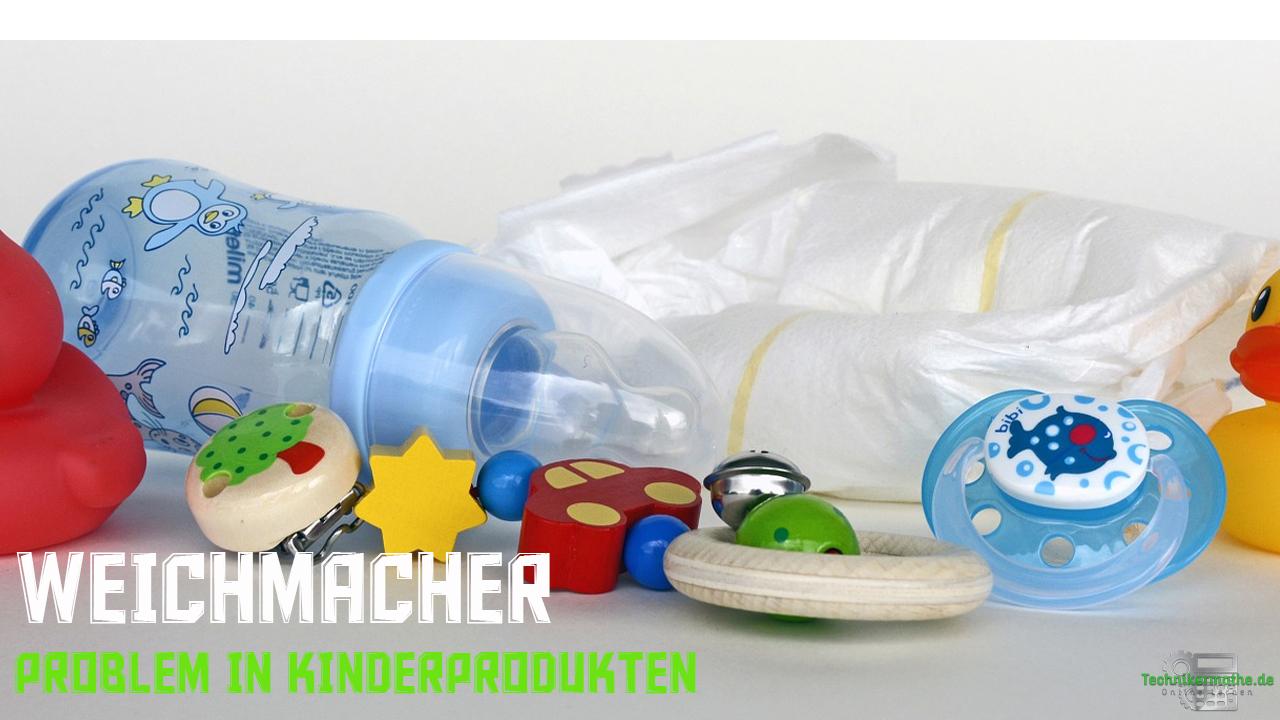 Zusätze in Kunststoff - Weichmacher