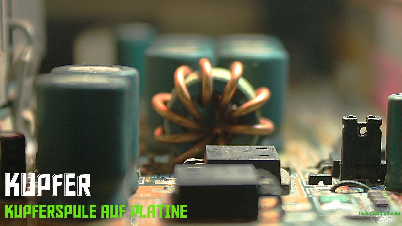 Metall in der Elektro- und Computerindustrie