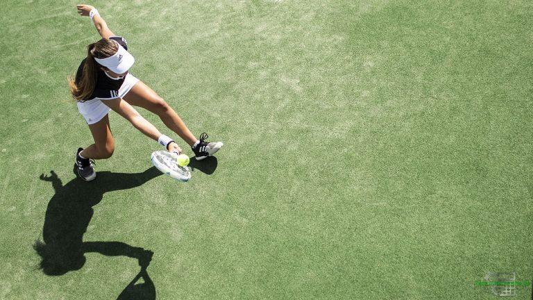 Kraftstoß: Tennis