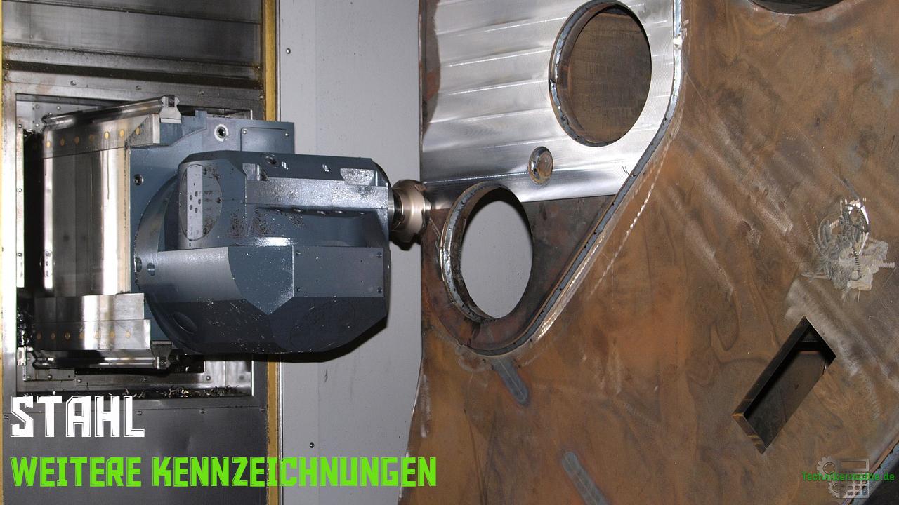 Stahlkennzeichnung