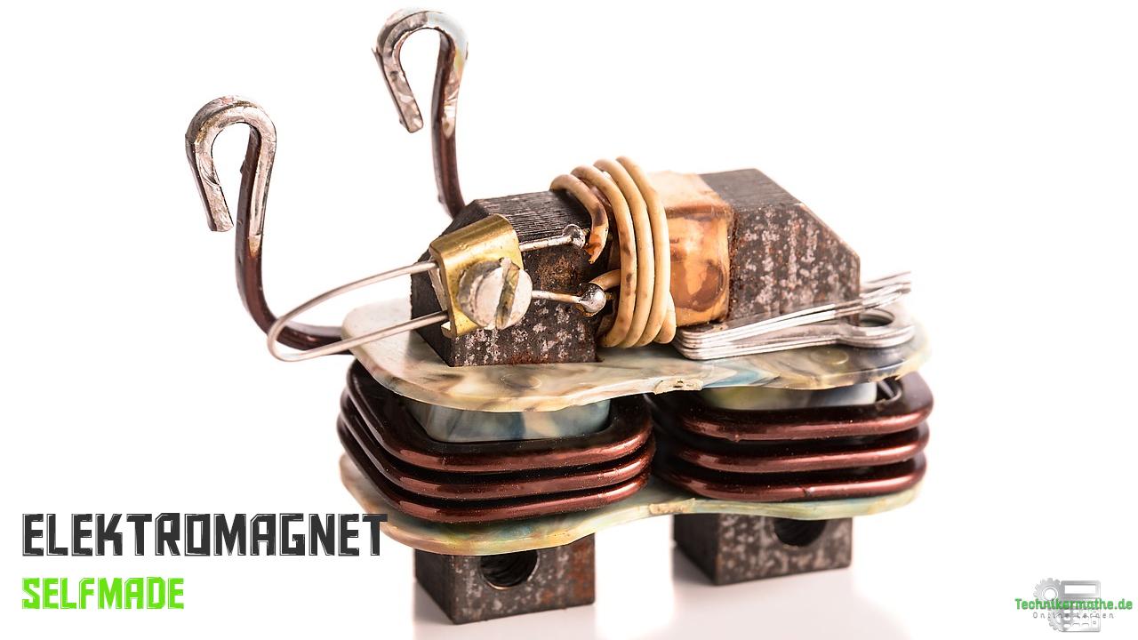Elektromagnet - Marke, Eigenbau