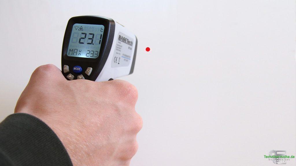 Temperatur, Celsius, Kelvin - Einheiten umrechnen