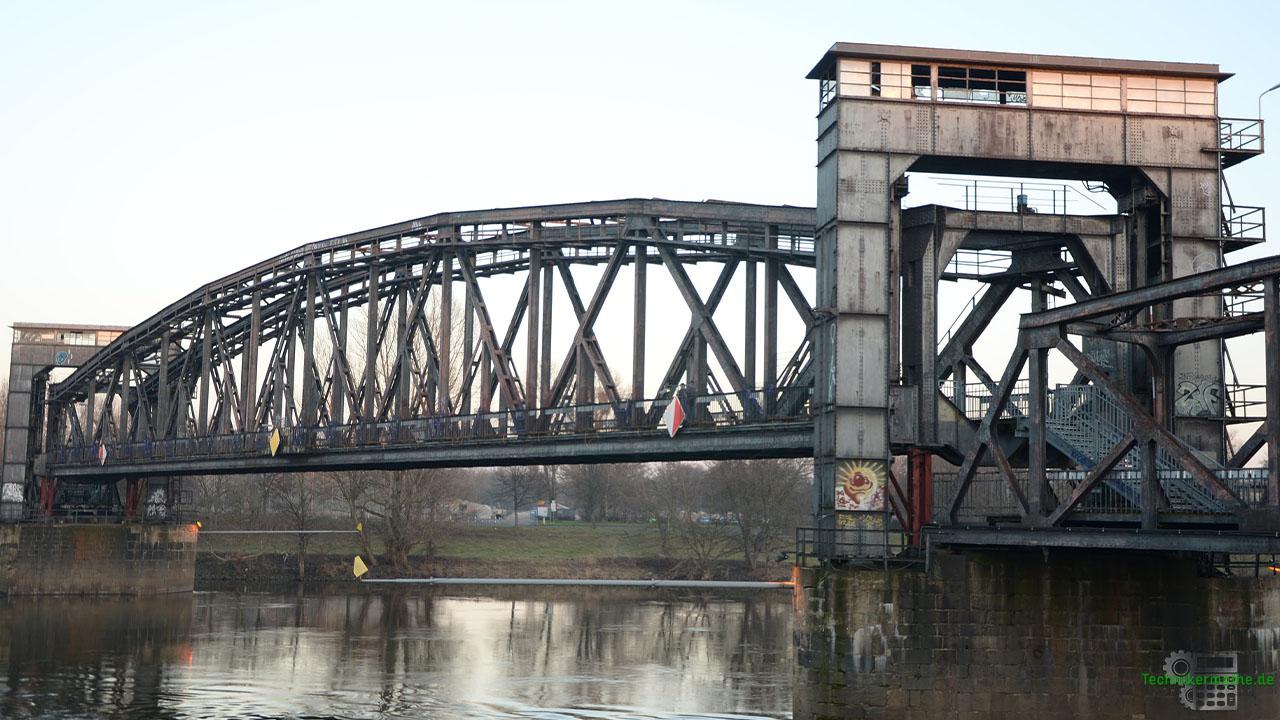 Hubbrücke, Resultierende bestimmen, allgemeines Kräftesystem