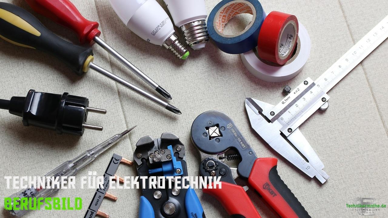 Techniker der Elektrotechnik