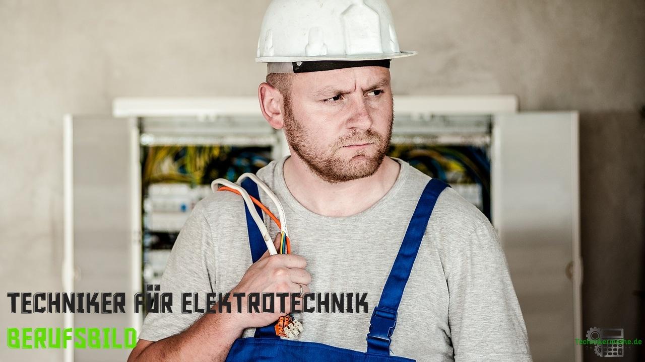 Techniker für Elektrotechnik