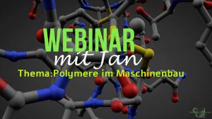Webinar Polymere Maschinenbau