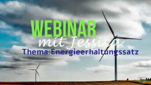 Webinar Energieerhaltungssatz